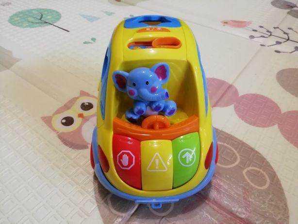 Развивающая игрушка автошка