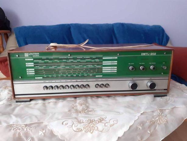 radioodbiornik model DMTL-202 UNITRA DIORA Gratis Losowa Płyta