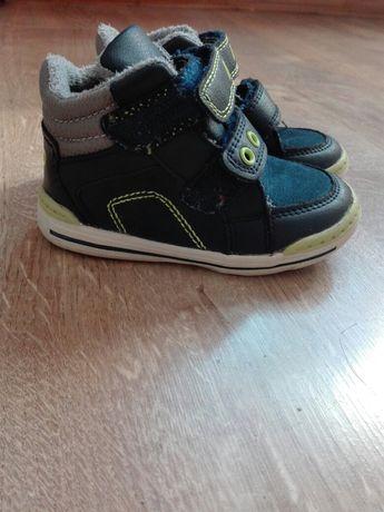 Buty dla chłopczyka