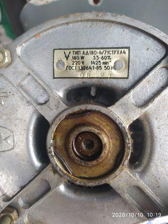 Двигатель от стиральной машины Рига