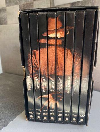 A Nightmare On Elm Street 1-8 DVD
