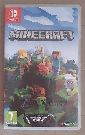 Gra Minecraft na nintendo switch