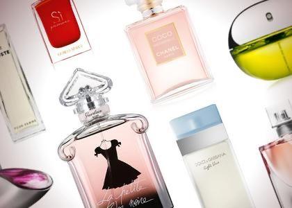 Perfumy ( Dior , Versace , Lacoste, Carolina Herrera, Gio , Boss