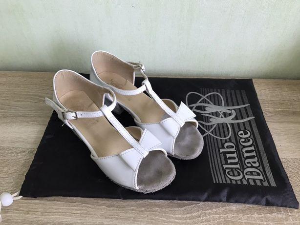 Туфли для бальных танцев ClubDance 20см