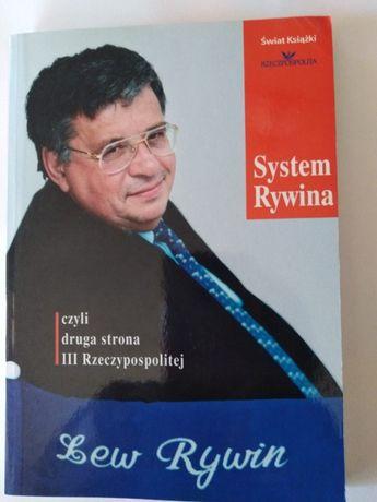 """Lew RYWIN """"druga strona III Rzeczypospolitej,system Rywina"""