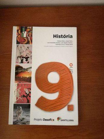 Vendo Livros História 9º Ano