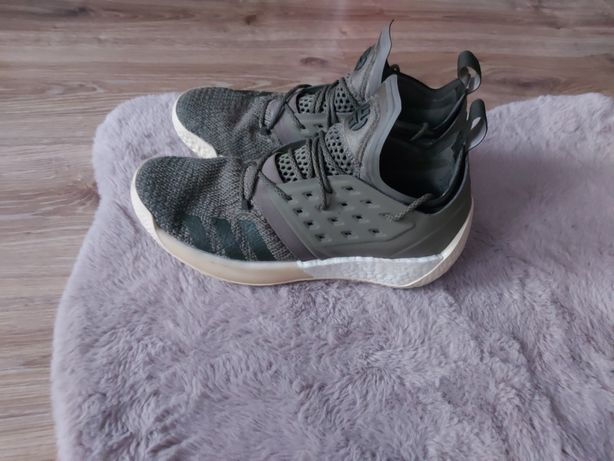 Buty adidas Harden Vol.2 zgniłozielone