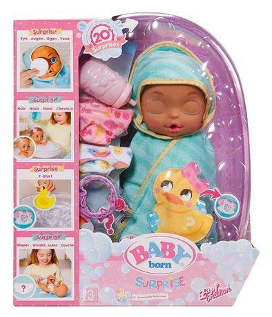 Кукла Беби Борн Baby Born Пупс с ванночкой 904114 Zapf Creation