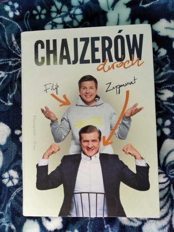 """""""Chajzerów dwóch"""" Filip Chajzer Zygmunt Chajzer"""