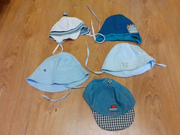 Zamienie czapeczki