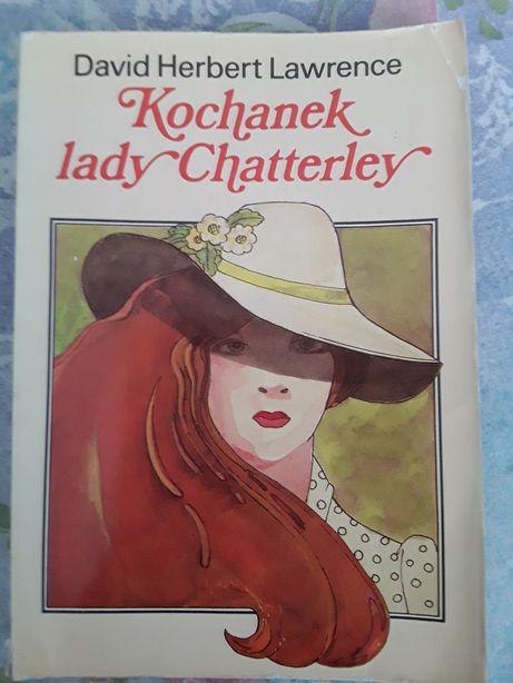 Kochanek lady Chatterley David Herbert Lewrence