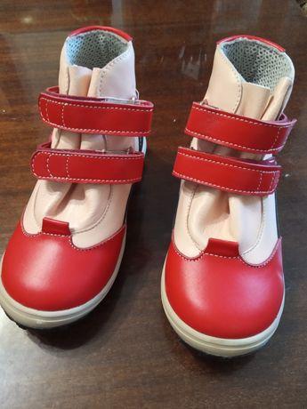 Продам осенние ботиночки