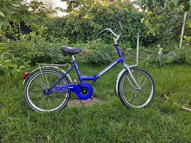 Велосипед детский подростковый складной  20 колеса ardis fold 20