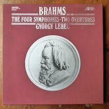 Brahms - The 4 Symphonies, 2 Overtures - Budapest SO