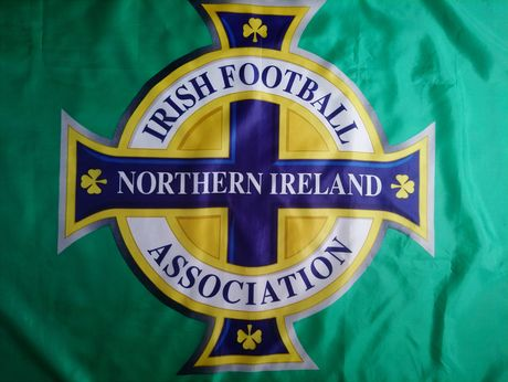 Прапор флаг плакат Irish football