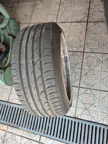 Vendo pneus 205 40 R17 e 215 40 R17