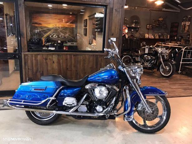 "Harley-Davidson FLHR  Road King "" evo """