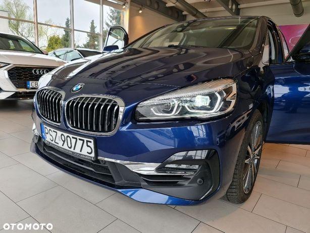 BMW Seria 2 Pierwszy właściciel, bezwypadkowy, bogata wersja, salon Polska