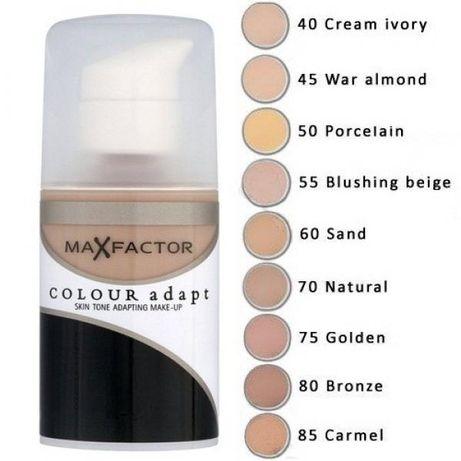 Max Factor Colour Adapt Make-Up 34ml