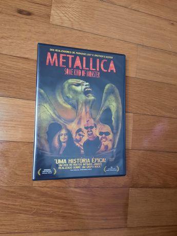 Dvd duplo Metallica!