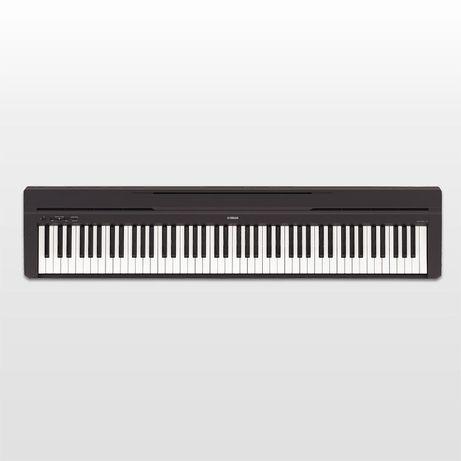 YAMAHA P 45B przenośne cyfrowe pianino