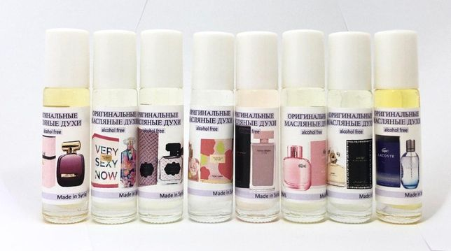 Масляные духи ОАЭ 9 мл Опт и розница(сайт aromaglamour)