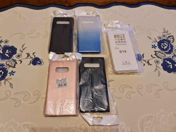 Sprzedam etui do telefonu Samsung Galaxy S10. Stan Nowy Zafoliowany