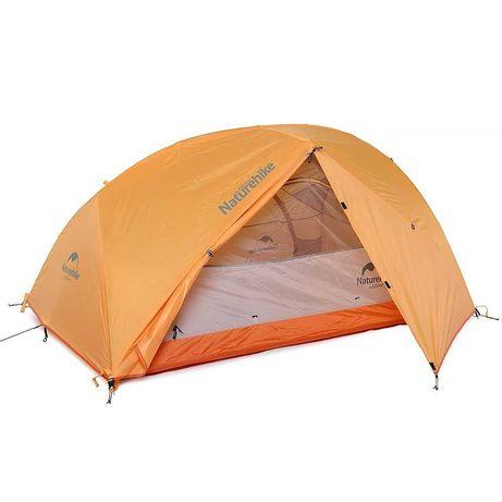 Двухместная палатка Naturehike Star River 2 210T Orange