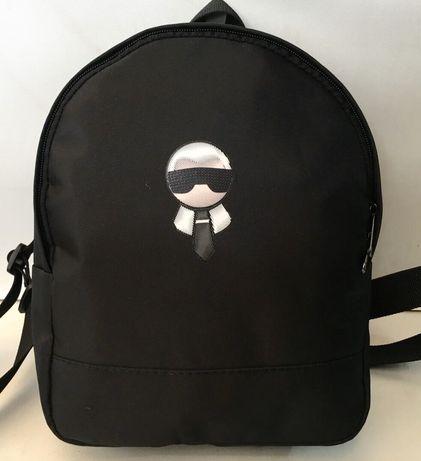 Новый рюкзак для мальчика Карл Л