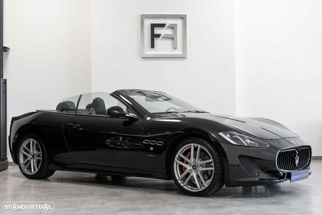 Maserati Grancabrio SPORT 4.7 AUT