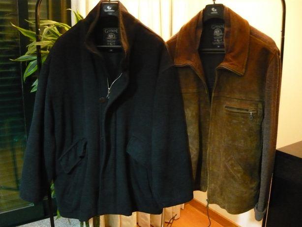 """Conjunto de 2 casacos homem """"Giannone"""" - Usados"""