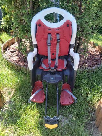 Fotelik krzesełko do roweru