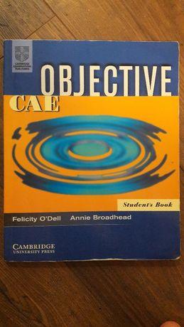Objective CAE student's book, Cambridge, O'Dell