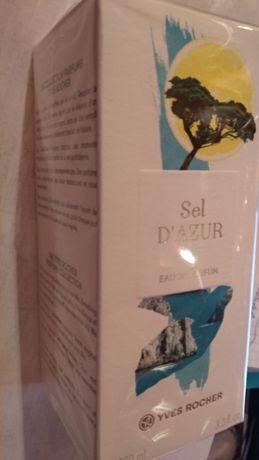 Sel D'asur Ив Роше Парфюмированная вода 100ml духи сел дазур оригинал