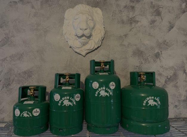 Газовый баллон турист 5,8,12,15 литров розн/опт