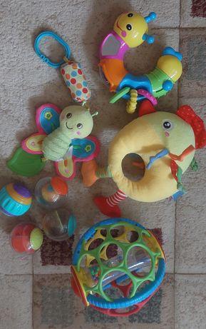 Набор игрушек для малышей 0+