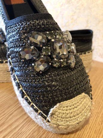 Летние туфли, туфли женские, женская летняя обувь