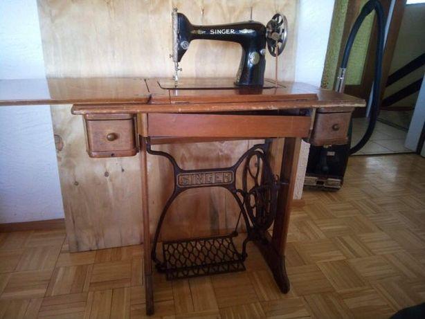 Stara maszyna Singer