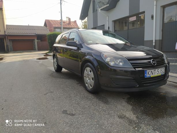 Opel astra h  1.9 120 km