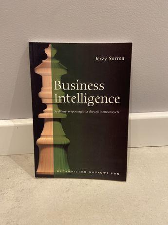 Książka. Business Intelligence. Jerzy Surma. Pwn