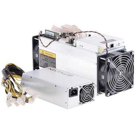 Bitcoin -Mining -ASIC Bitmain Antminer S9 13,5 TH 1600w e outras