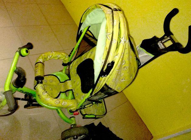 Велосипед - коляска