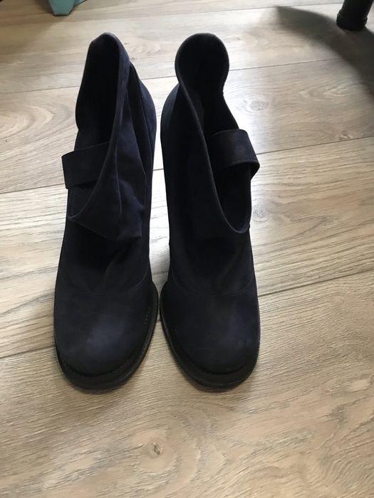 Ботинки из нубука Одесса - изображение 1
