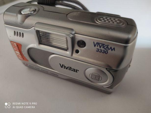 Цифровой фотоаппарт Vivitar ViviCam 3330