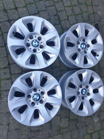 "Oryginalne Felgi Aluminiowe BMW 16"" 5x120 7J IS ET20 E60E61 E90 E91 92"