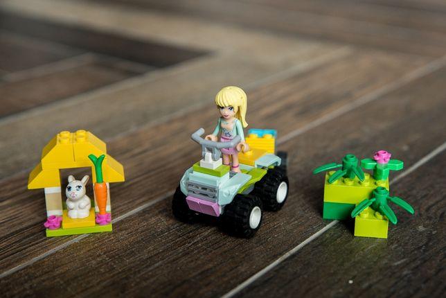 Klocki Lego Friends 3935 Auto Dla Zwierzat