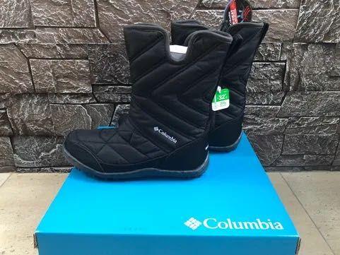 Детские сапожки Columbia Kids' Youth Minx Slip III Snow Boot