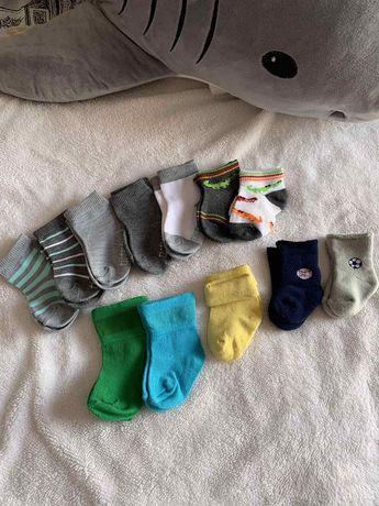 Носочки від народження