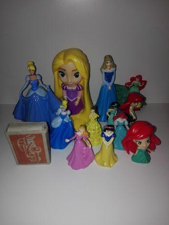 Księżniczki  Disney figurki