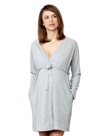 Кардиган-халат для беременных